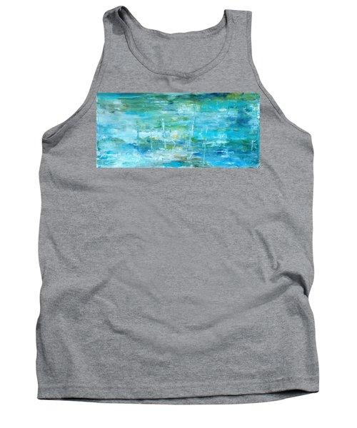 Ocean I Tank Top