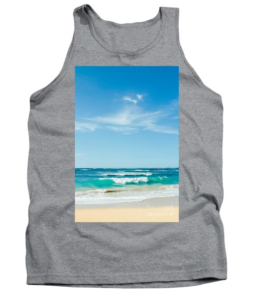 Tank Top featuring the photograph Ocean Of Joy by Sharon Mau
