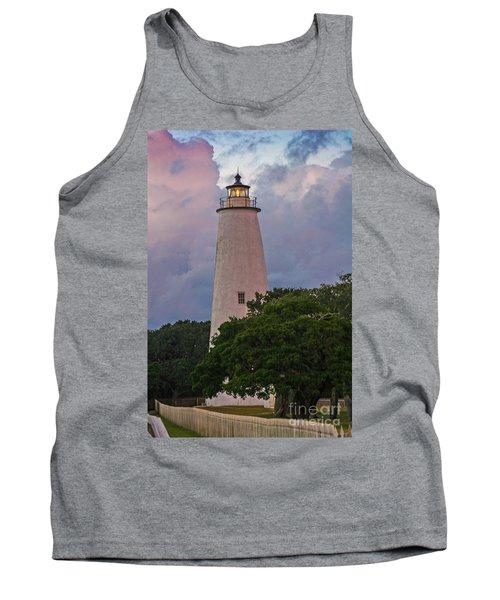 Ocracoke Lighthouse Tank Top