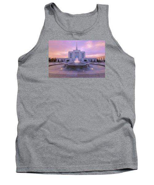 Ogden Temple I Tank Top