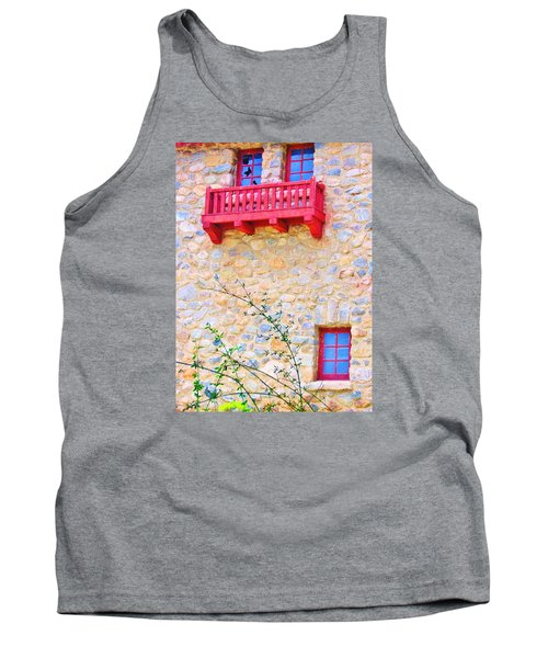 Tank Top featuring the photograph Oh Romeo by Marilyn Diaz