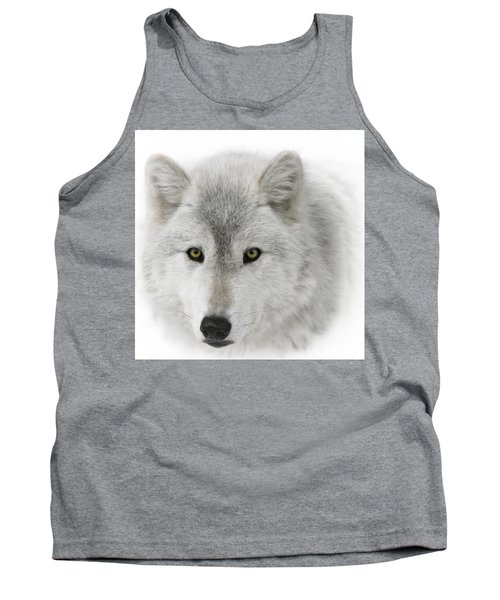 Oh Those Eyes Tank Top by Wes and Dotty Weber