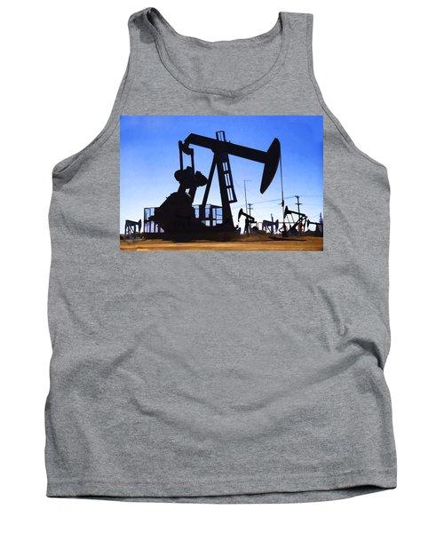 Oil Fields Tank Top
