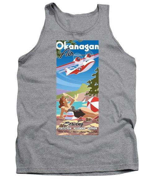 Okanagan Air, Mid Century Fun Tank Top