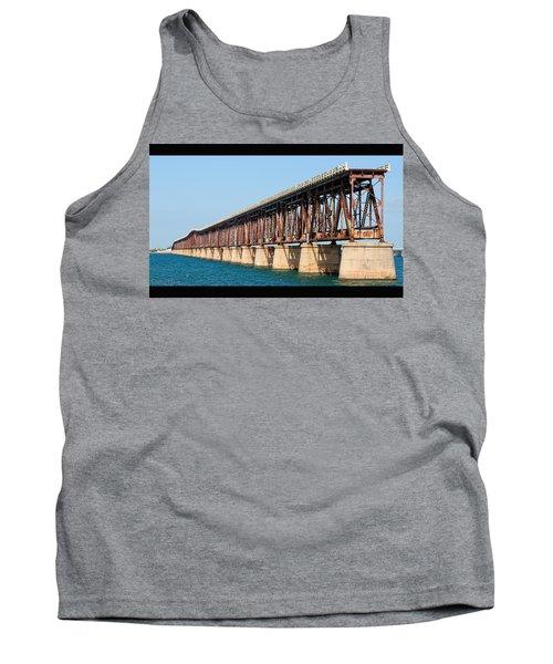 Old Bahia Honda Bridge 2 Tank Top