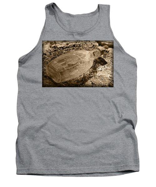 Old Bottle Tank Top