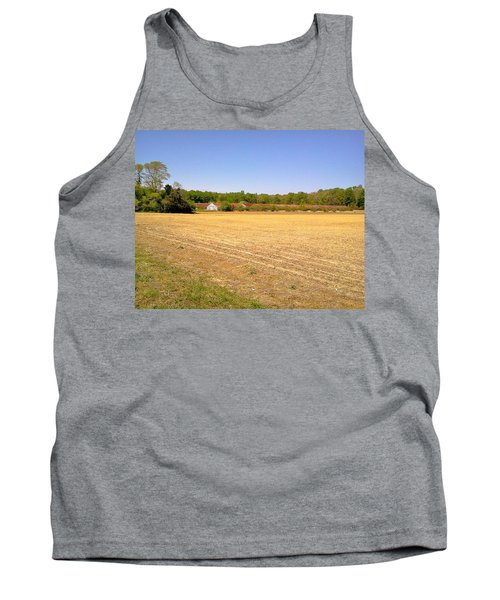 Old Chicken Houses Tank Top by Amazing Photographs AKA Christian Wilson