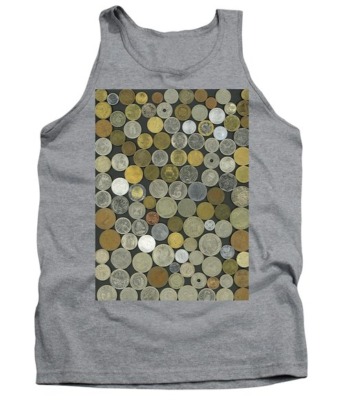 Old Coins Tank Top