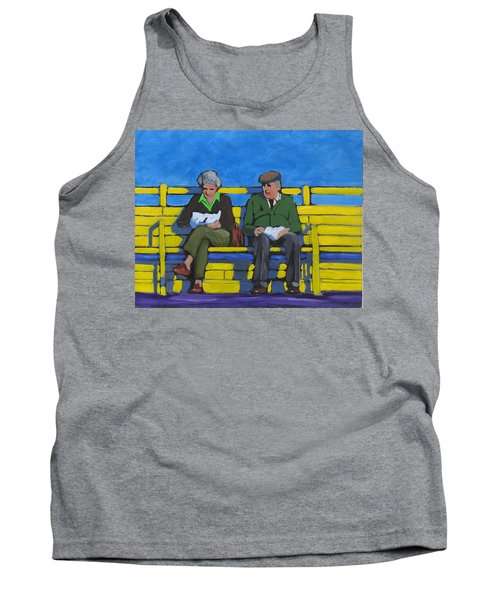 Old Couple Tank Top
