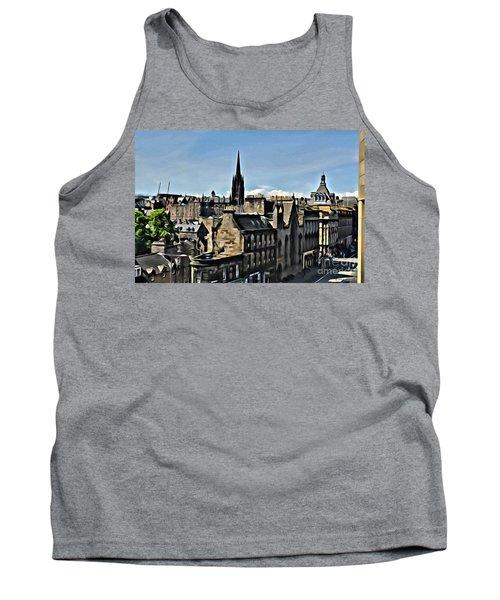 Olde Edinburgh Tank Top