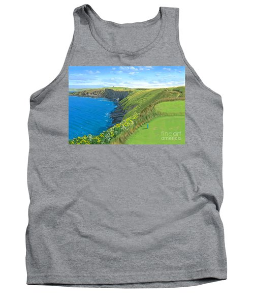 Old Head Golf Club Ireland Tank Top