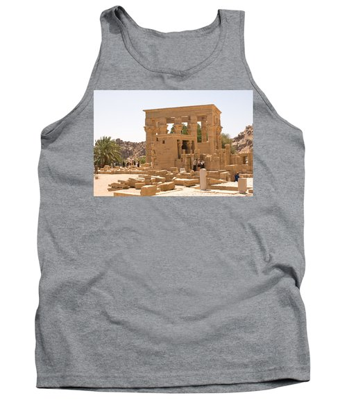 Old Structure Tank Top