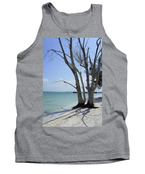 Tank Top featuring the photograph Old Tree by Laurie Perry