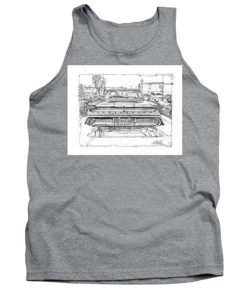 Oldsmobile 88 Study Tank Top