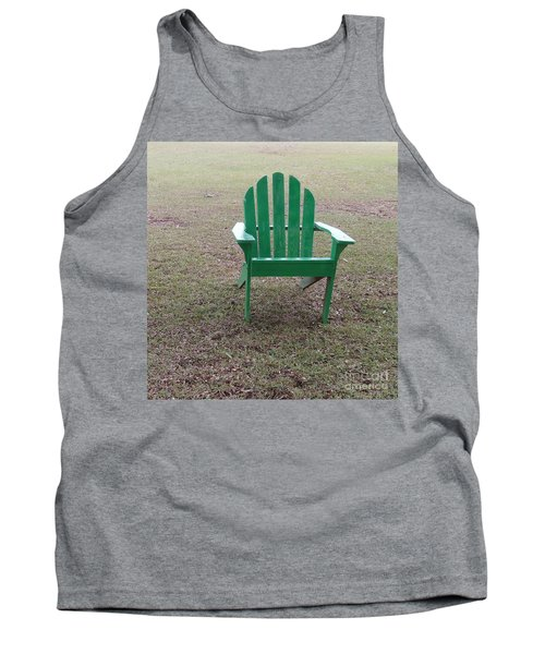 Ole Weathered Chair Tank Top