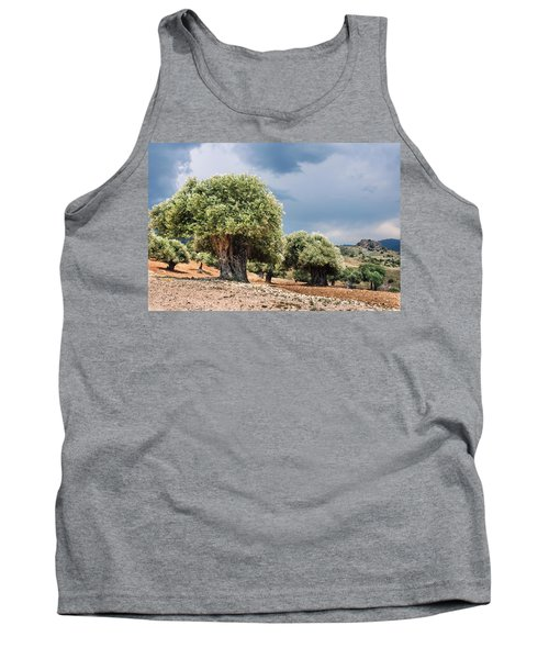 Olive Grove Tank Top