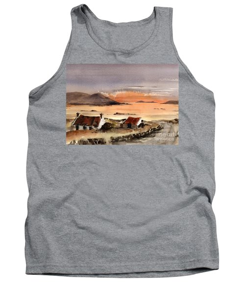 Omey Island Sunset Galway Tank Top