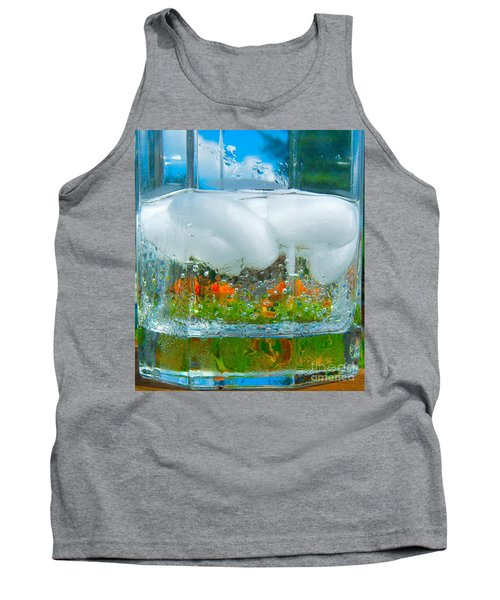 On The Rocks Tank Top by Pamela Clements