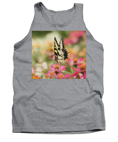 On The Top - Swallowtail Butterfly Tank Top