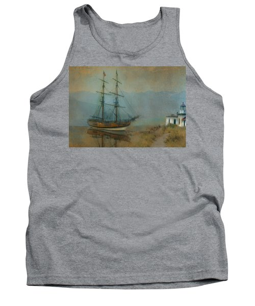 On The Water Tank Top