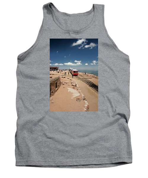 On Top Of The World Tank Top