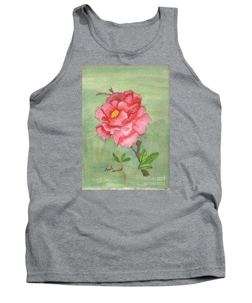 One Rose Tank Top