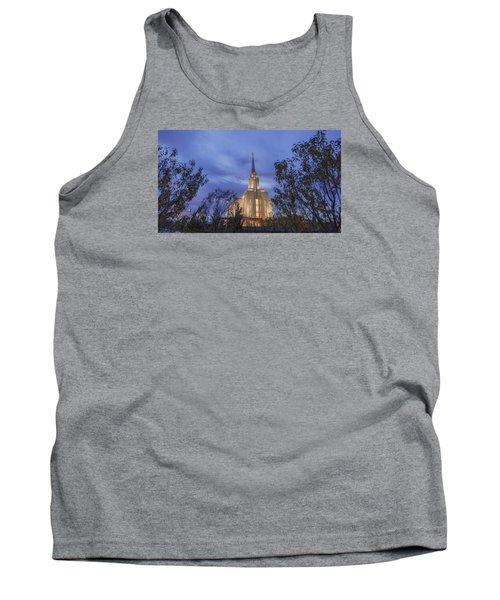 Oquirrh Mountain Temple II Tank Top