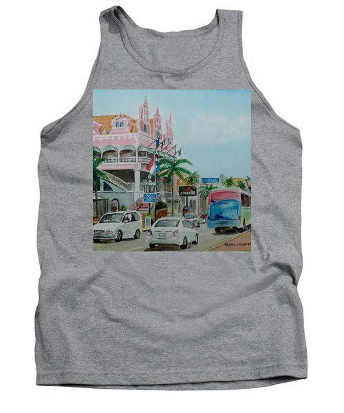 Oranjestad Aruba Tank Top