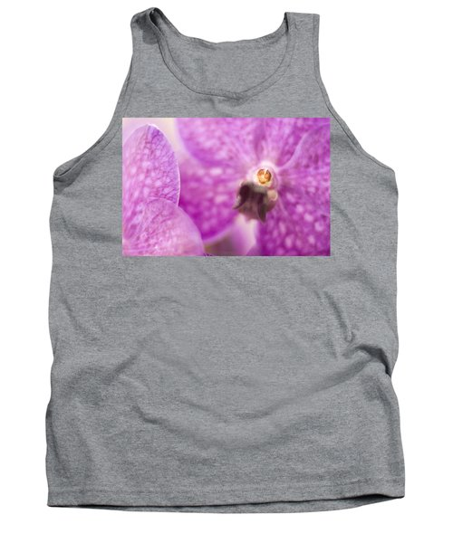 Tank Top featuring the photograph Orchid by Bradley R Youngberg