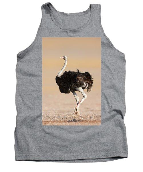 Ostrich Tank Top