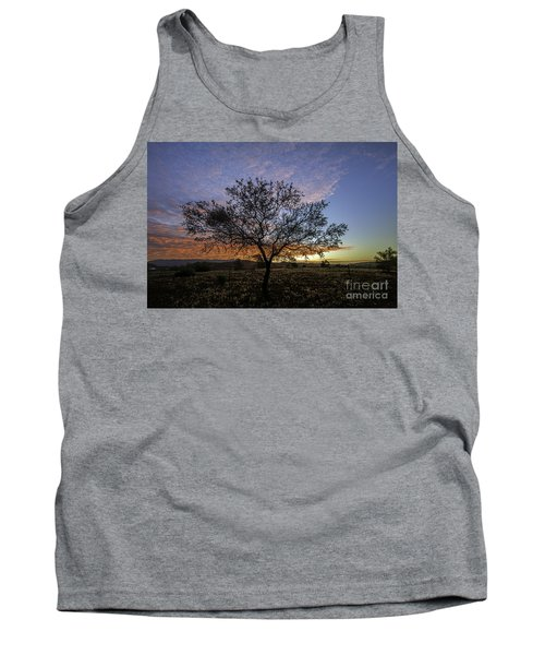 Outback Sunset  Tank Top