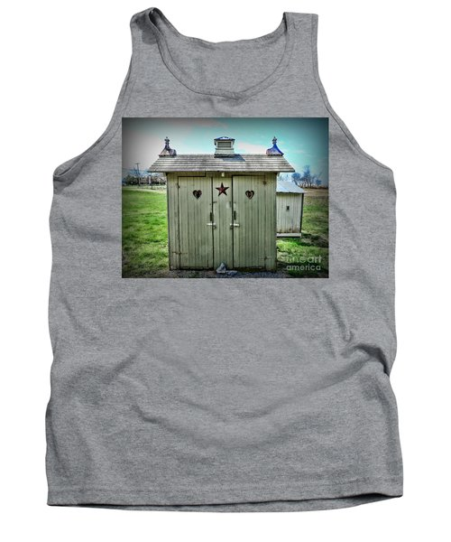 Outhouse - His And Hers Tank Top