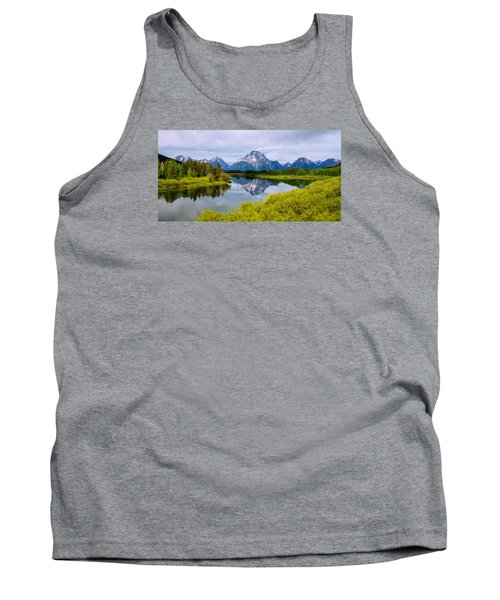 Oxbow Summer Tank Top by Chad Dutson
