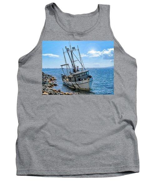 Pacific Maid 2 Tank Top