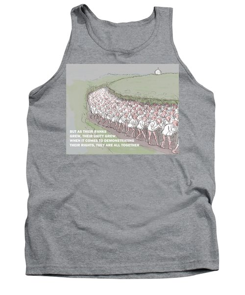Page 88 Feral Coots Tank Top