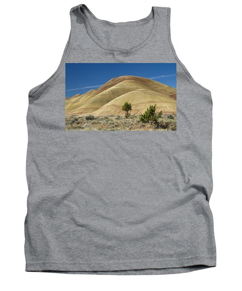 Tank Top featuring the photograph Painted Hills by Sonya Lang