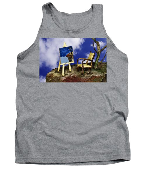 Painting Tank Top