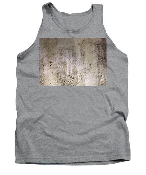 Painting West Wall Tomb Of Ramose T55 - Stock Image - Fine Art Print - Ancient Egypt Tank Top