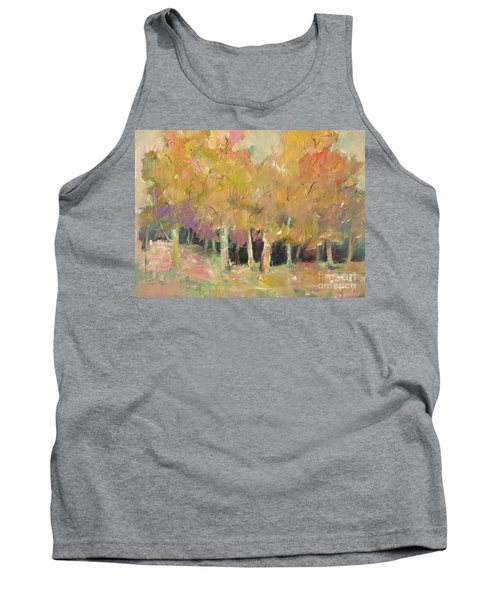 Pale Forest Tank Top