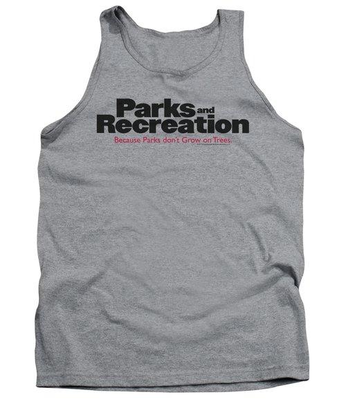 Parks And Rec - Logo Tank Top