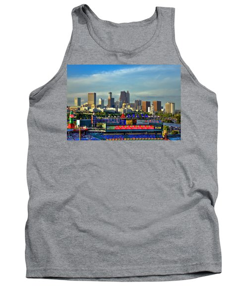 Atlanta Braves Baseball Turner Field  Tank Top
