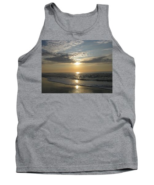 Pastel Sunrise Tank Top