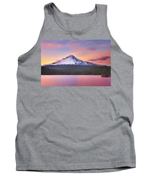 Pastel Sunset Tank Top