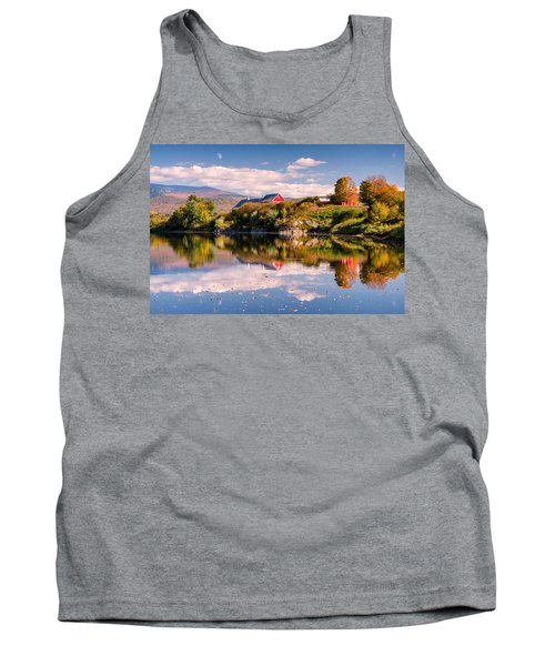 Pastoral Reflection Tank Top