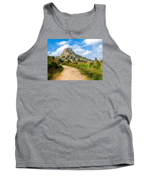 Path Into The Hills Tank Top
