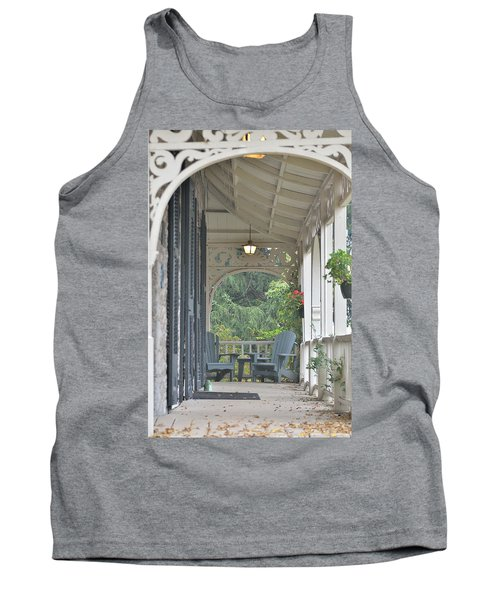Pause For Reflection Tank Top