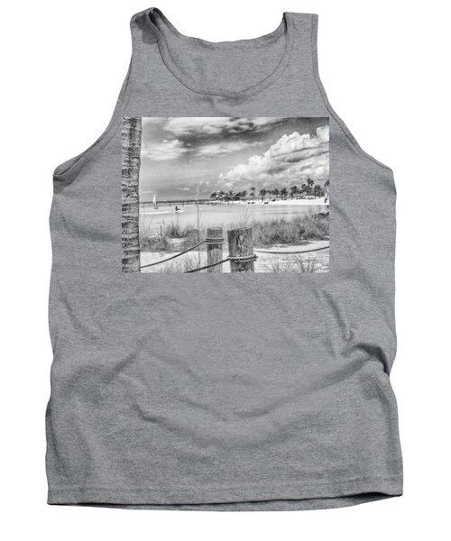 Tank Top featuring the photograph Peace by Howard Salmon
