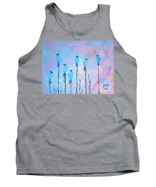 Peaceful Morning Limited Edition Prints 6 Of 20 Tank Top