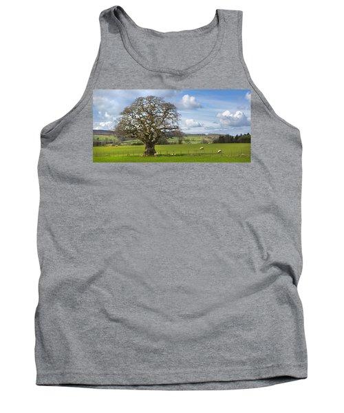Peak District Tree Tank Top