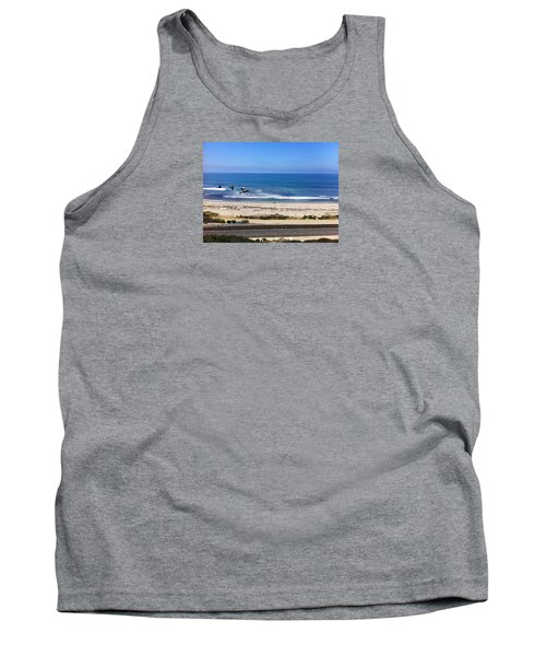 Pelicans And Rider Tank Top
